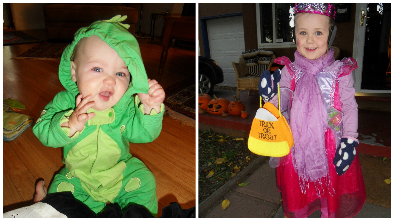 Both from the used kidsu0027 clothing store.  sc 1 st  Zero Waste Mommy : used baby halloween costumes  - Germanpascual.Com
