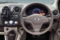 Datsun Go (2014) Dashboard