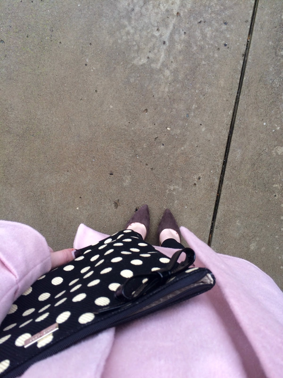 Dots and Pink
