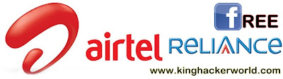 Airtel free Facebook - Reliance Facebook Messenger plan