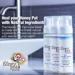 The Honey Pot || All Natural Feminine Wash
