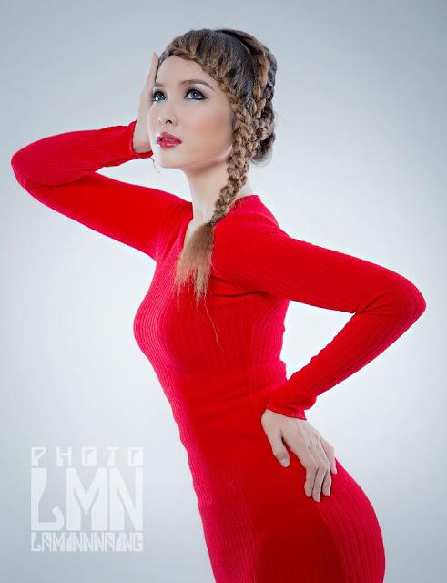 Emerald Nyein - Myanmar Model Girls