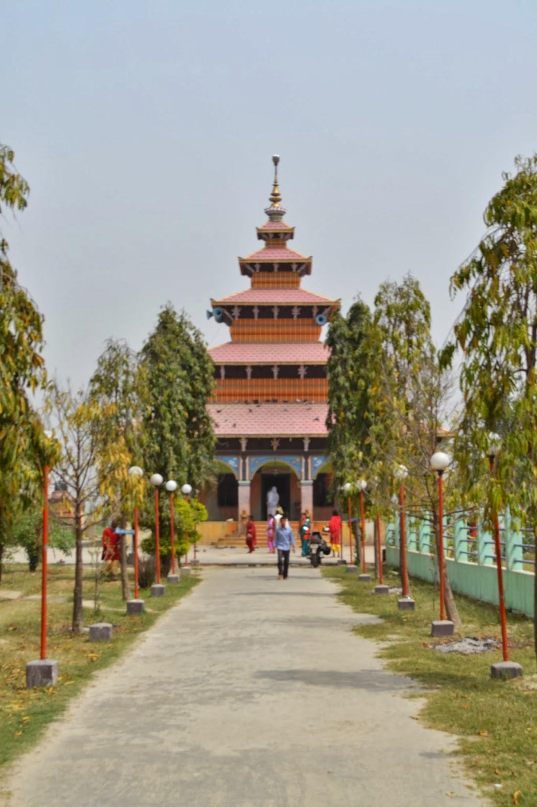 Kankali tempe , Bharda, Nepal