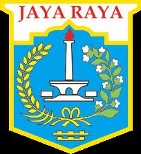 Logo DKI Jakarta Vektor - Corel Draw
