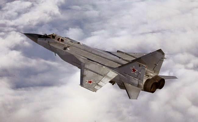 Upgrade MiG-31