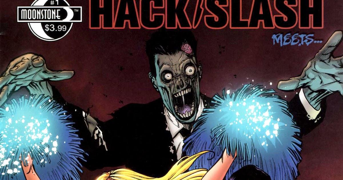 Hack/Slash Meets Zombies Vs Cheerleaders #1 - Hack/Slash