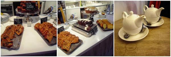 Yumchaa Camden Baked Cakes