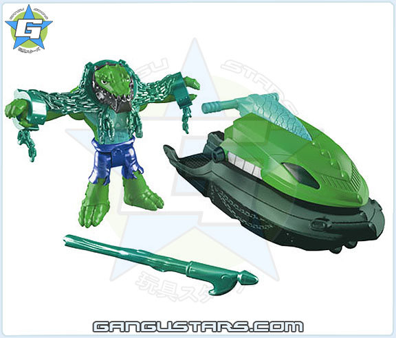 Imaginext DC Super Friends K. Croc & Swamp Ski