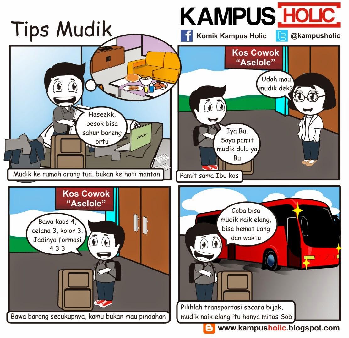 #589 Tips Mudik