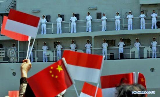Jenderal Fan : Hubungan Indonesia-Tiongkok Meningkat