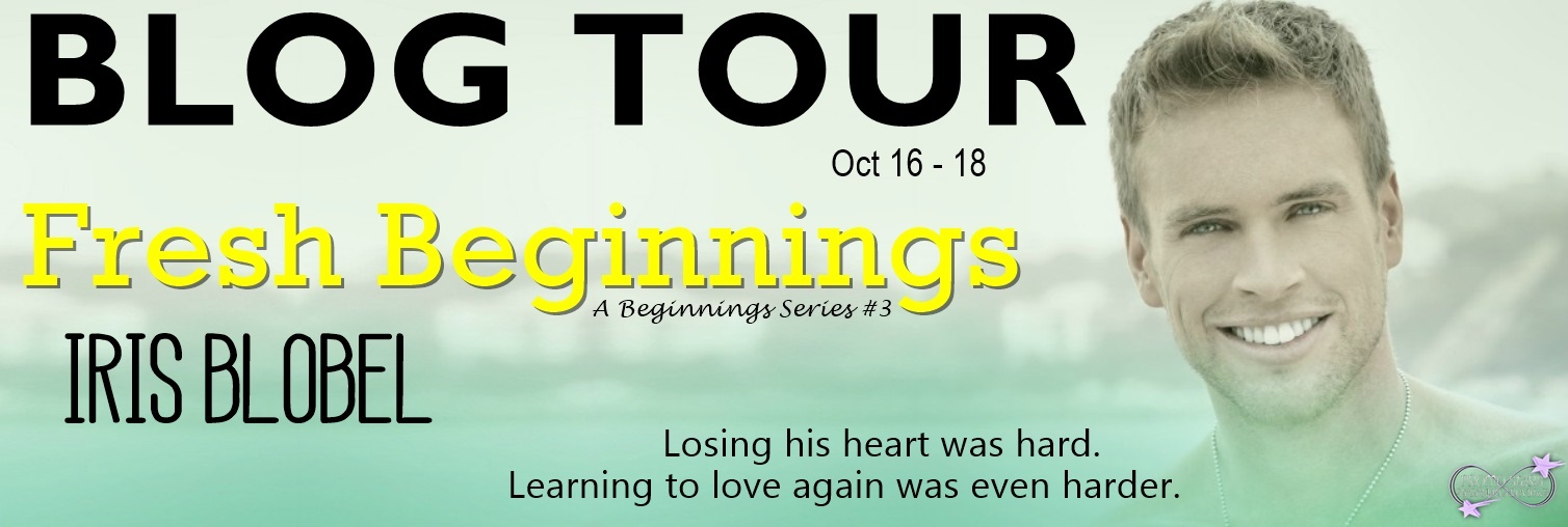 Blog Tour Fresh Beginnings