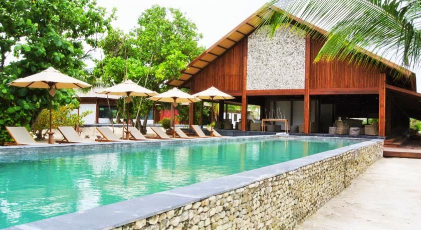 The Barefoot Eco Hotel Hanimaadhoo Maldives