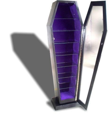 teca a forma di bara coffin