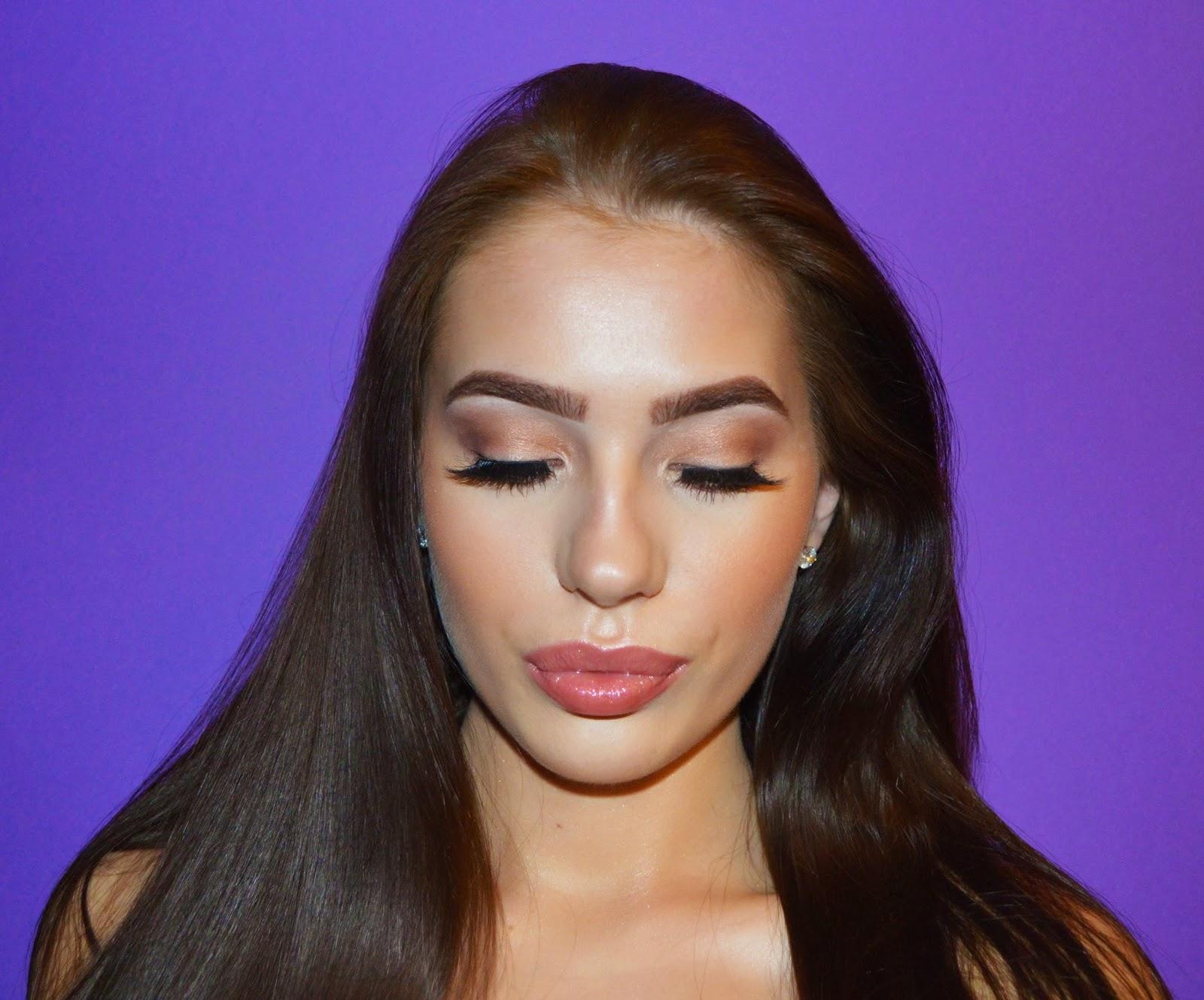 J-Lo Glow Makeup Look   LAURA BADURA
