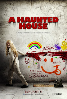 Subtitle Indonesia A Haunted House (2013) CAM