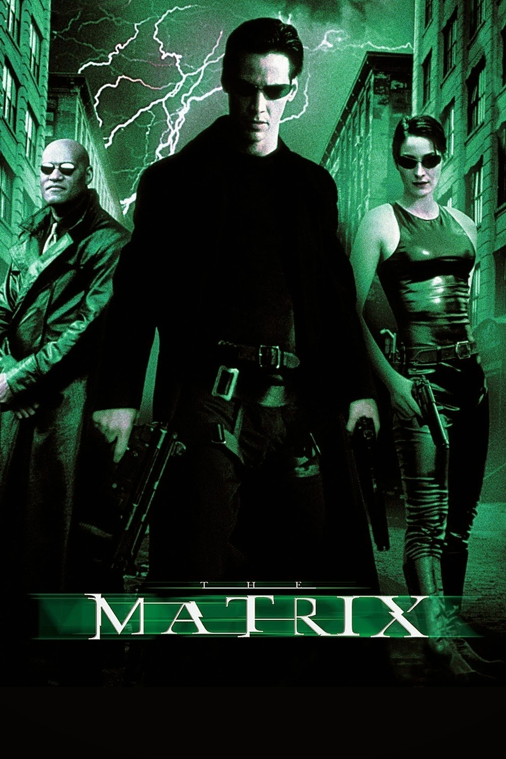 Movies, ΤΑΙΝΙΕΣ, Action, Sci-Fi, Keanu Reeves, Laurence Fishburne, Carrie-Anne Moss, The Matrix,
