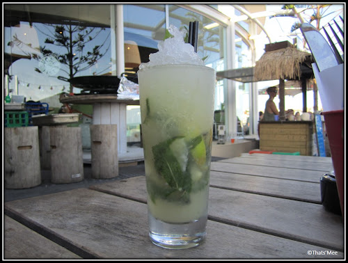mojito cocktails paella Bar Bucket List Bondi beach Sydney