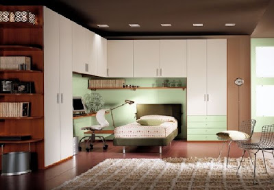 Teen Bedroom Designs Modern Space Saving Ideas Ii