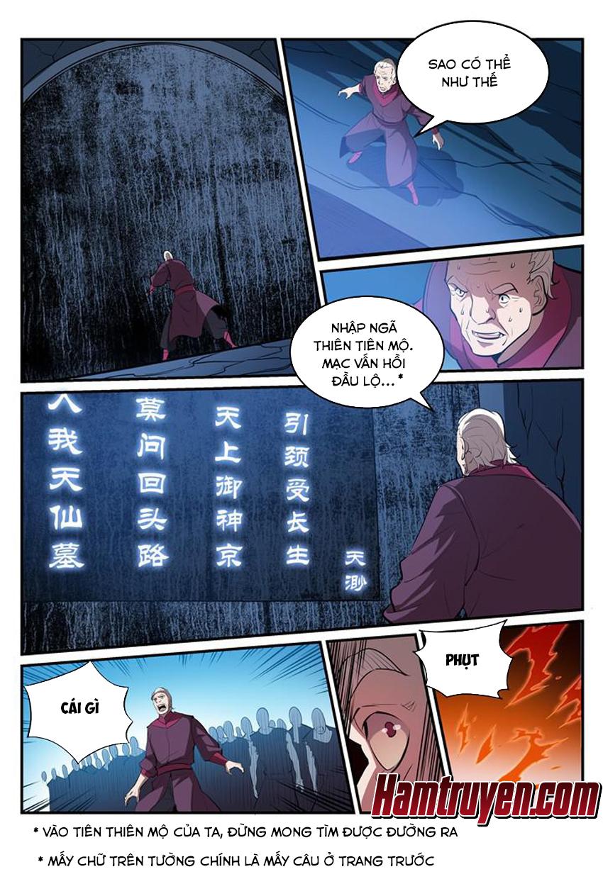 Bách Luyện Thành Thần - Chap 202