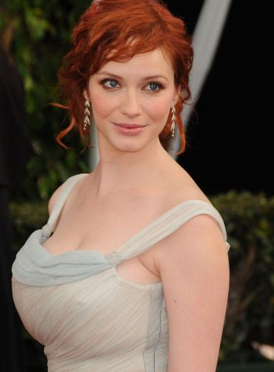 christina hendricks. Marisa angel amateur