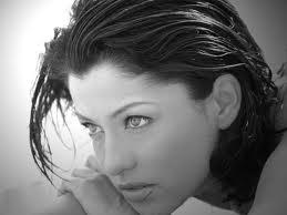 Aditi Govitrikar  black and white view hd pics winning mrs world 2001 contest