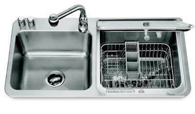 Fregadero - lavavajillas
