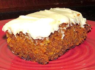 Linda's Famous Carrot Cake and Cream Cheese Frosting from Cooking with Carlee