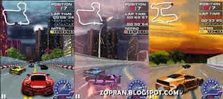 ridge racer drift java games