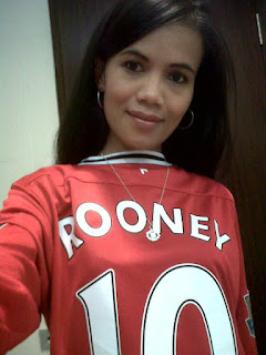 Manchester United girls Indonesia