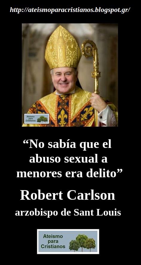 Fe del sexo ciego del obispo
