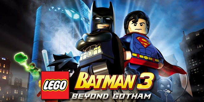 LEGO Batman 3: Beyond Gotham -Official Teaser