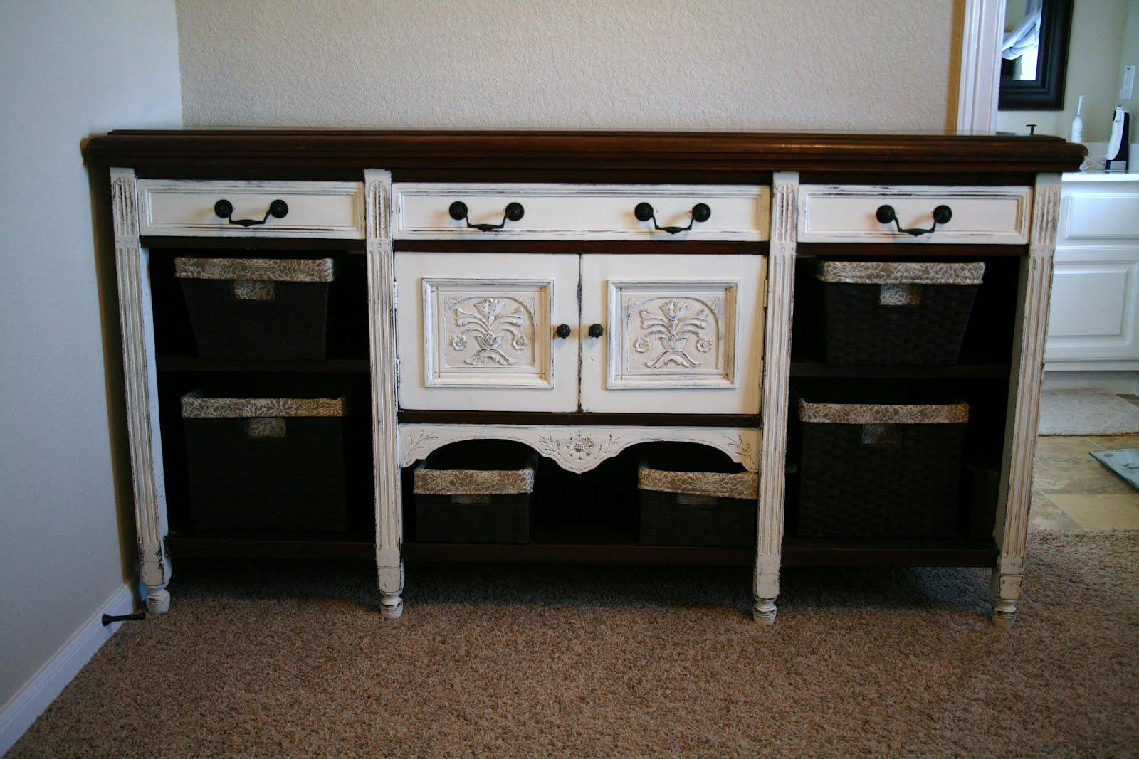White Buffet Sideboard Annie Sloan
