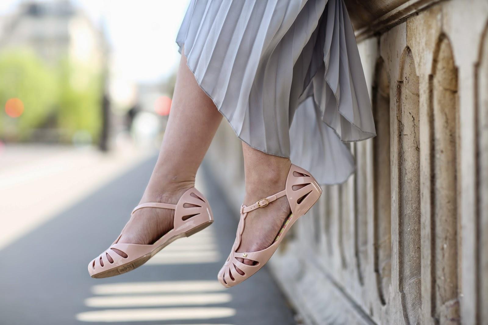 Zaxy sandales