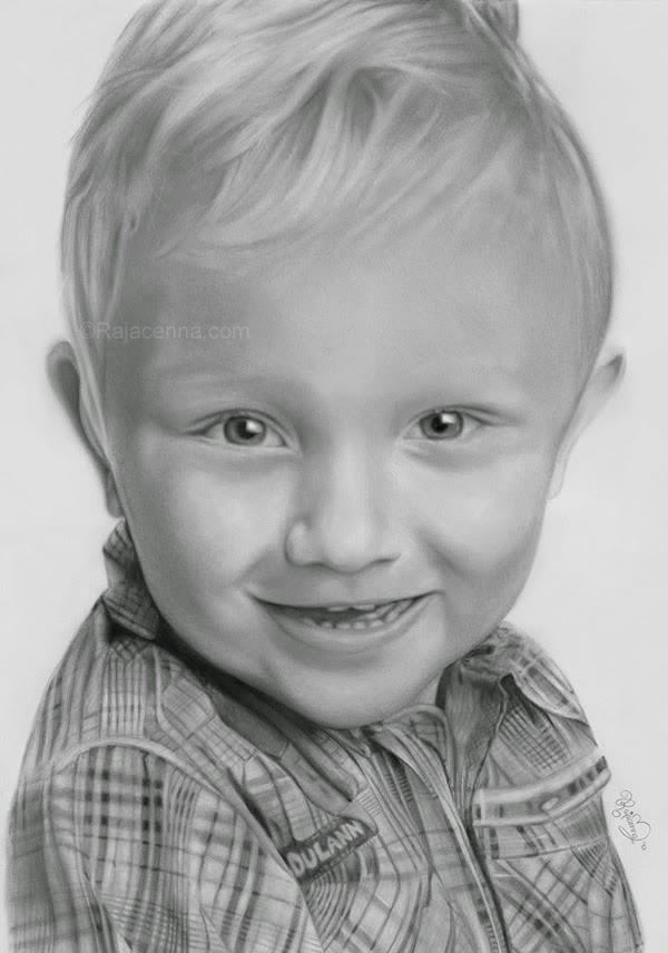 21-Smiling-boy-Rajacenna-Photo-Realistic-drawings-from-a-novice-Artist-www-designstack-co