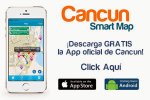 Smart Map Cancun