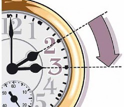 cambio hora horario verano