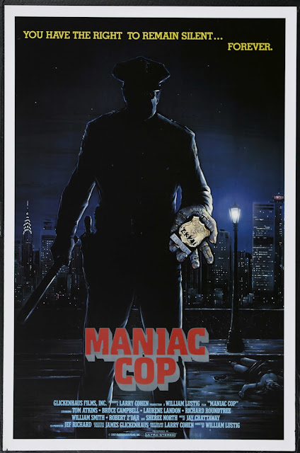 Poster fra Maniac Cop
