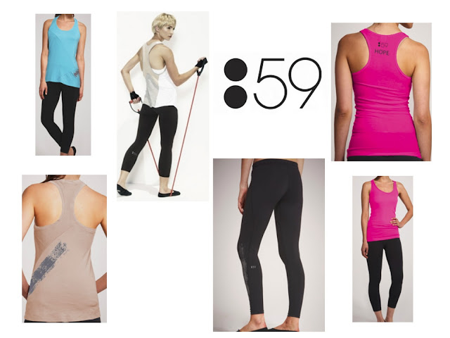 Style Athletics Splits 59 Workout Clothes Athletic Apparel Activewear Raquel Pant Tank Top Sports Bra Leggings