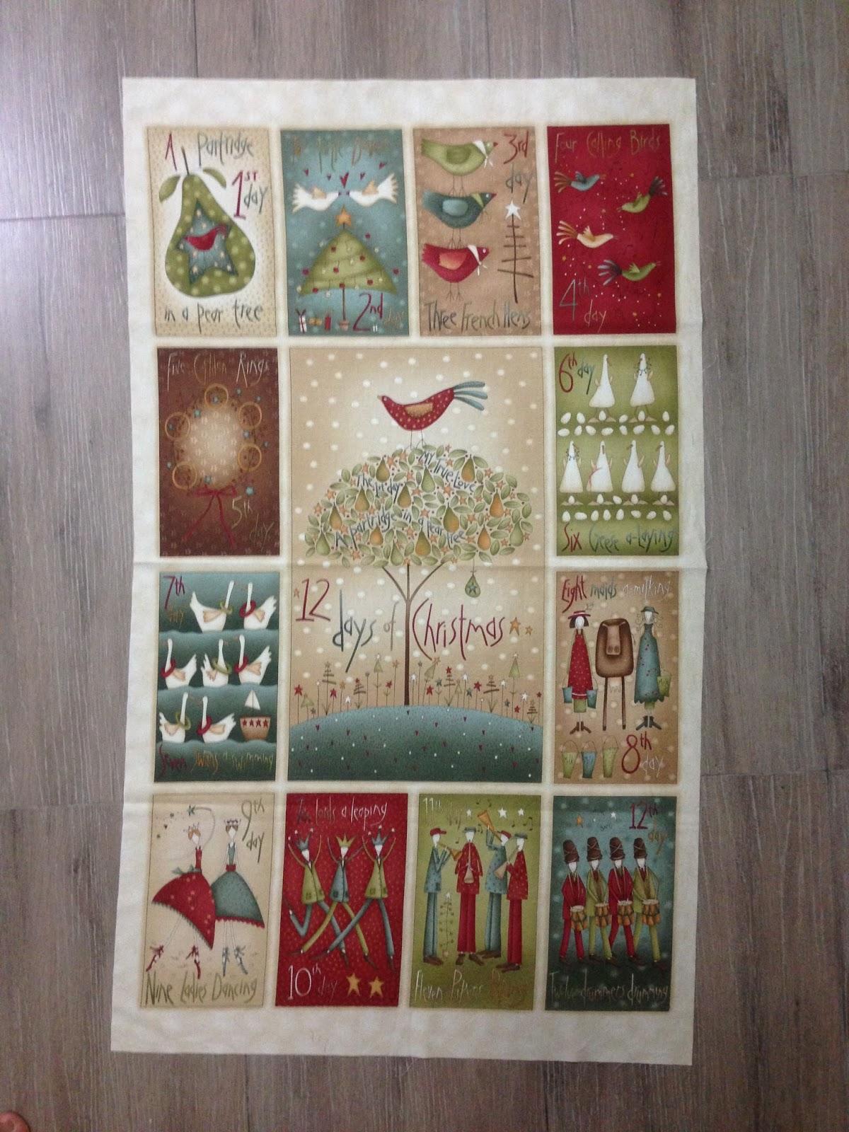 Joys of Christmas Quilt - The Cotton ShoppeThe Cotton Shoppe : christmas quilt panels - Adamdwight.com