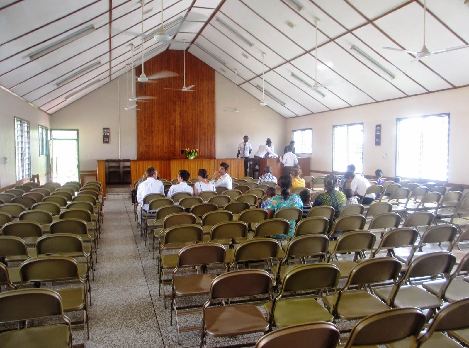 Souvenir Chronicles Africa Lds Church In Ghana Part I