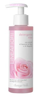 detergente boccioli di rosa