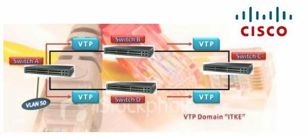 Memahami Konsep VLAN Trunking Protocol (VTP)