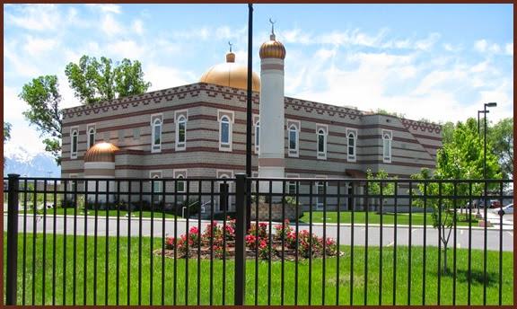 Masjid Bersejarah Utah Direnovasi