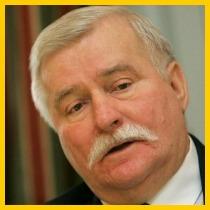 Lech Walesa's Political Moustache