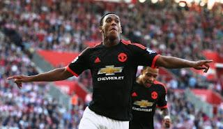 Video Cuplikan Gol Southampton vs Manchester United 2-3