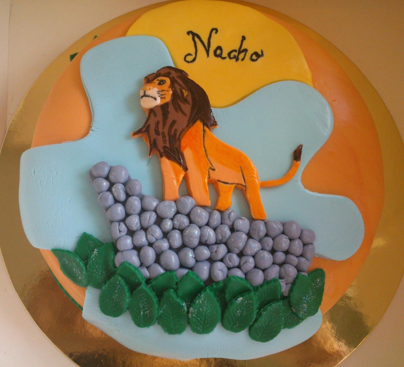 yo voy a ser el rey leon:
