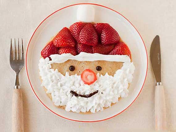новогодний завтрак для детей