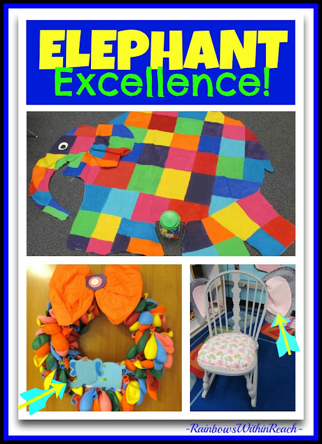photo of: Elephant Excellence in Early Education via RainbowsWithinReach