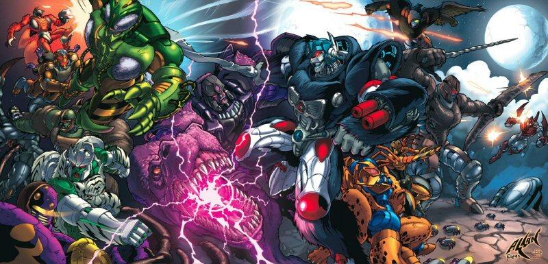 Beast wars: El post que se merece