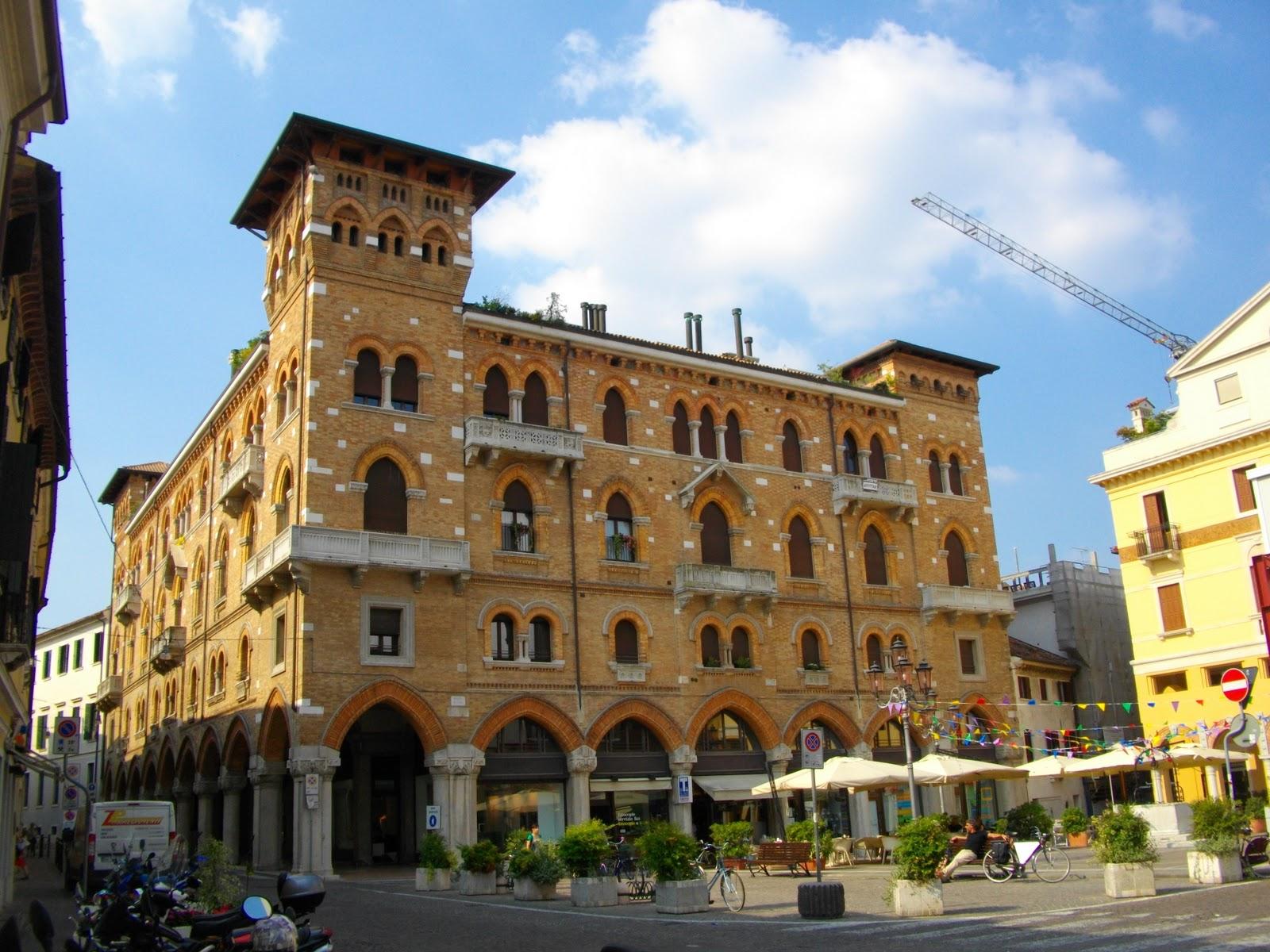 Hotels Near Treviso